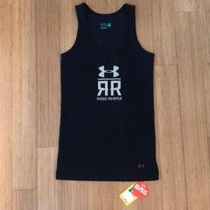 NWT Under Armour Ridge Reaper Quick Drying Tank